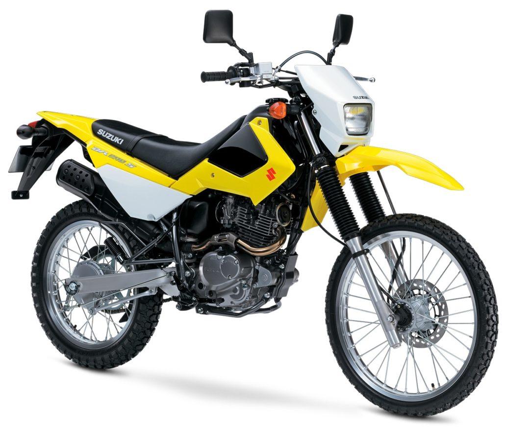 Trail Suzuki