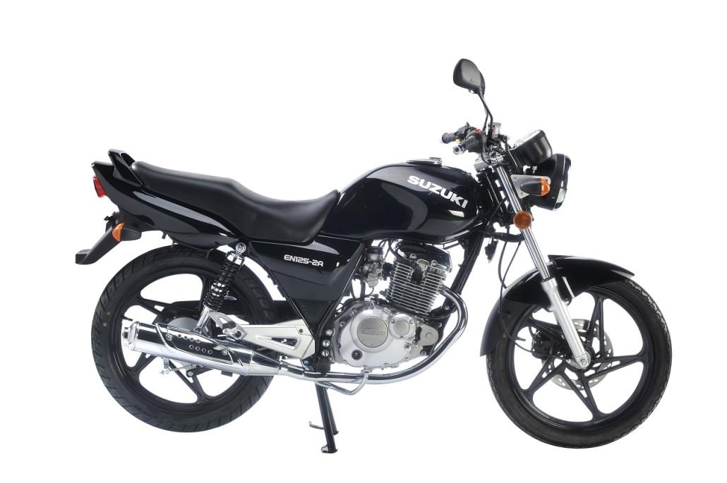 moto suzuki en125 moto caribe. Black Bedroom Furniture Sets. Home Design Ideas