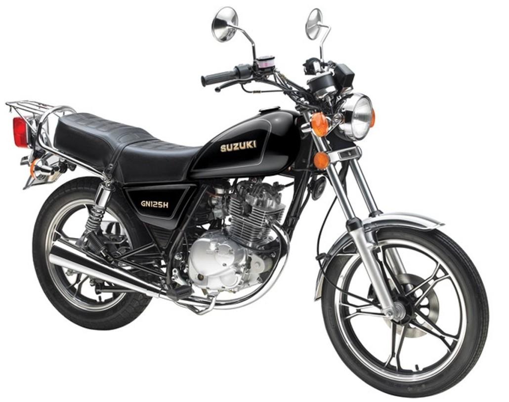 moto suzuki gn125 moto caribe. Black Bedroom Furniture Sets. Home Design Ideas
