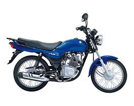 motos en panama - suzuki ax4