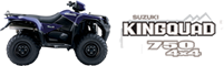 four wheel panama kingquad 750