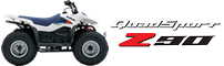 four wheel panama - Suzuki QuadSport Z90