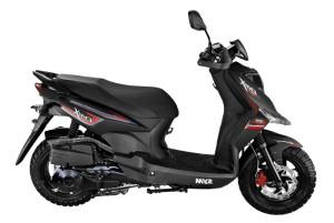 motos en panama - syn crox 150