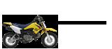 motos en panama - suzuki dr-z 70