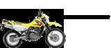 motos en panama - suzuki dr 200