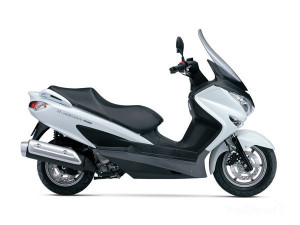 motos en panama - suzuki burgman