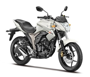 Suzuki Gixxer en Blanca