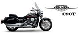 moto Suzuki Boulevard C90T motocaribe panama menu.fw